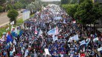 Dugaan Korupsi BPJS Ketenagakerjaan, Puluhan Ribu Buruh Akan Ikut Demo Virtual