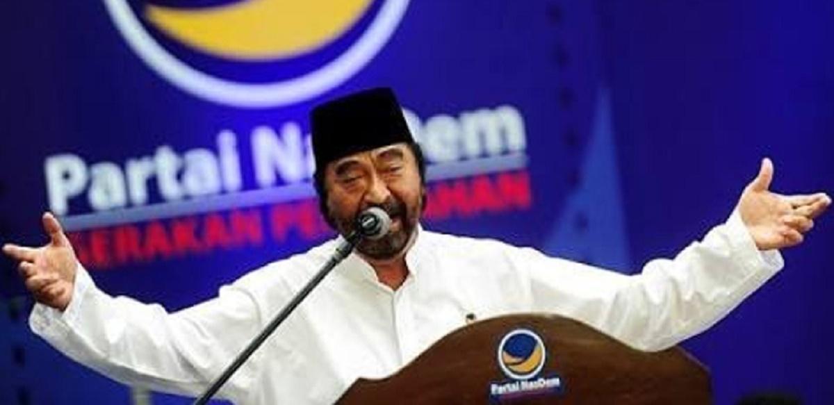 Usai 'Diancam' Ketum Relawan Jokowi, Pengamat Ini Sebut Sikap Nasdem Berubah Haluan