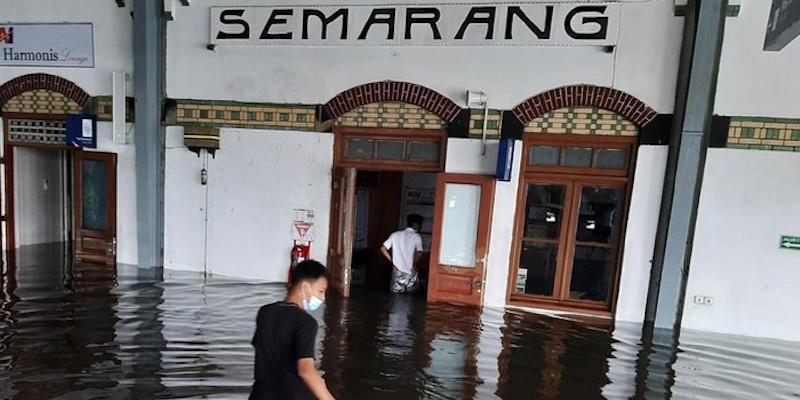 Saiful Anam: Andai Banjir Yang Melanda Jateng Terjadi DKI, Pasti Anies Habis Dikritik