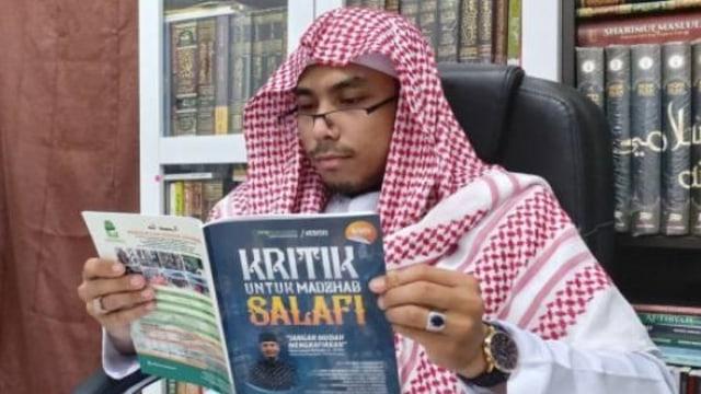 Kuasa Hukum: Ustadz Maaher Meninggal di Tahanan Bareskrim