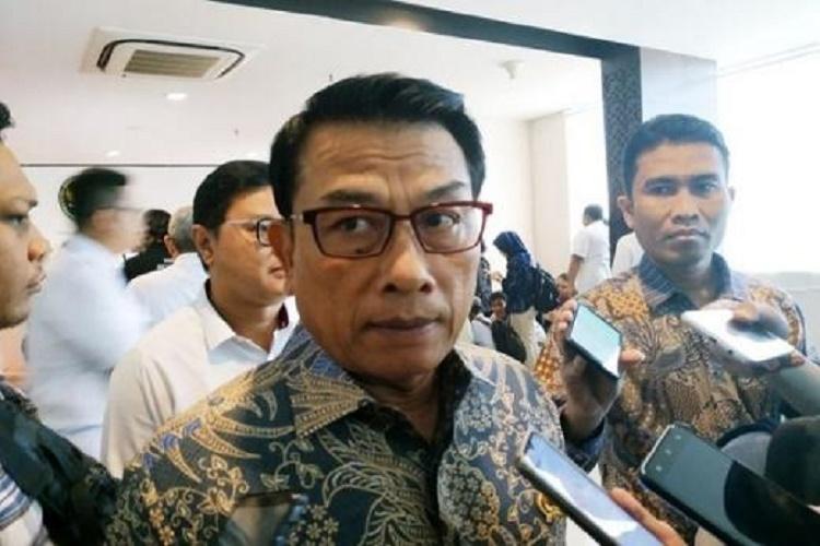 Mau Kudeta AHY, Saiful Mujani Sarankan Moeldoko Secara Kesatria Mundur dari KSP