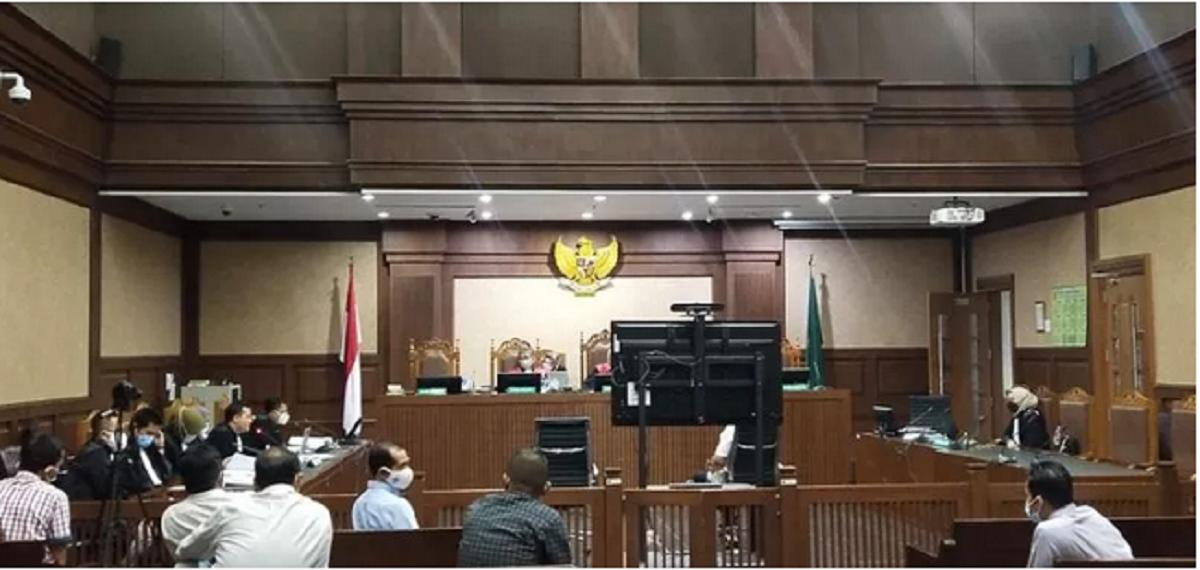 Saksi Ungkap Nurhadi Pernah Dibelikan Jam Tangan Mirip Moeldoko oleh Menantunya