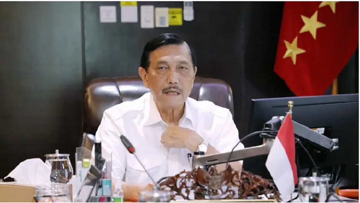 Tindak Lanjuti Jokowi, Luhut Akan Kumpulkan Epidemiolog soal Kebijakan PPKM