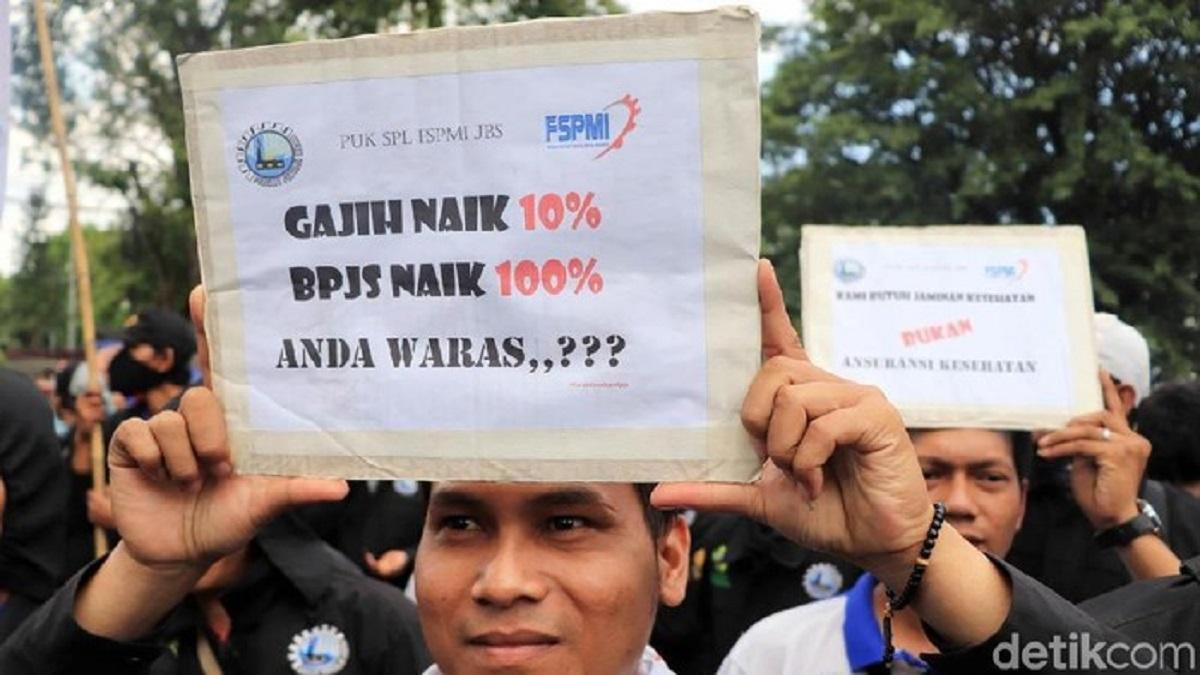 Upah Sektoral Dihapuskan, Buruh Teriak: Ini Tidak Adil!