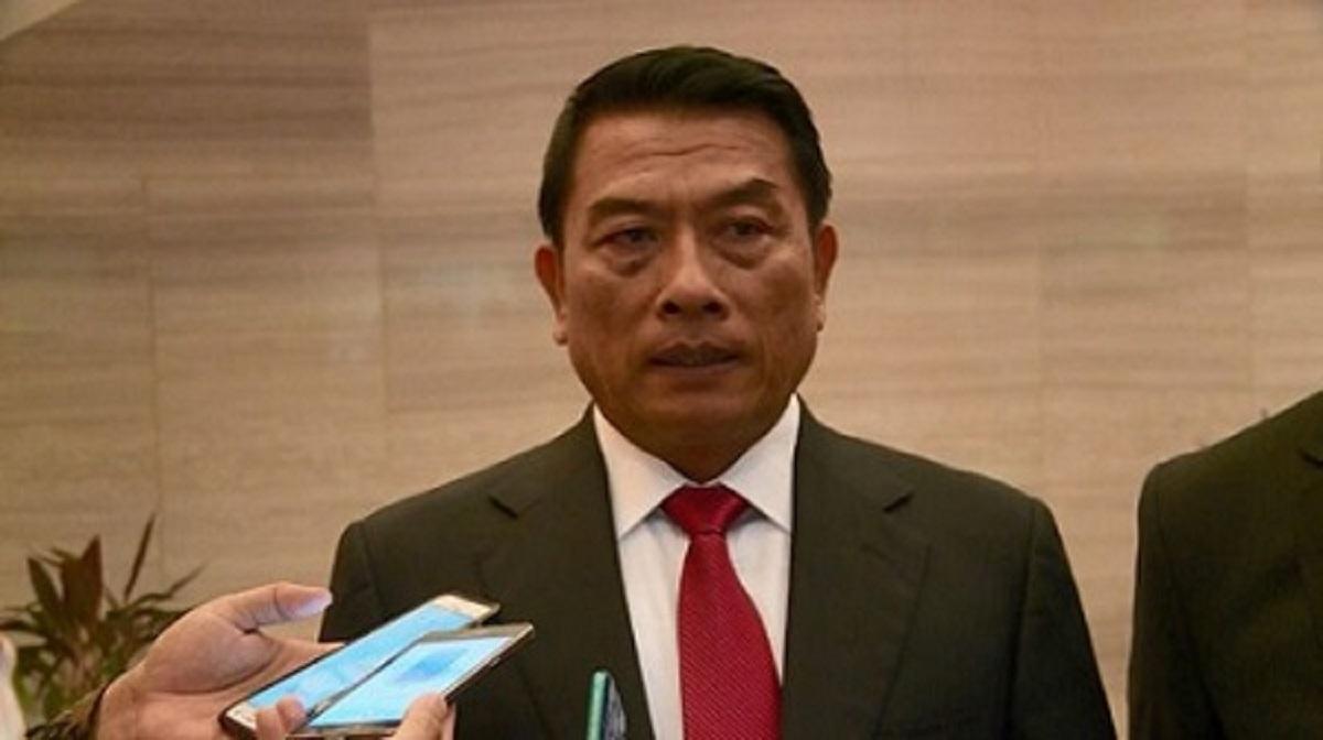 Mau Ikut Capres 2024? Moeldoko Diminta Mundur dari KSP, Jangan Jadi Beban Jokowi
