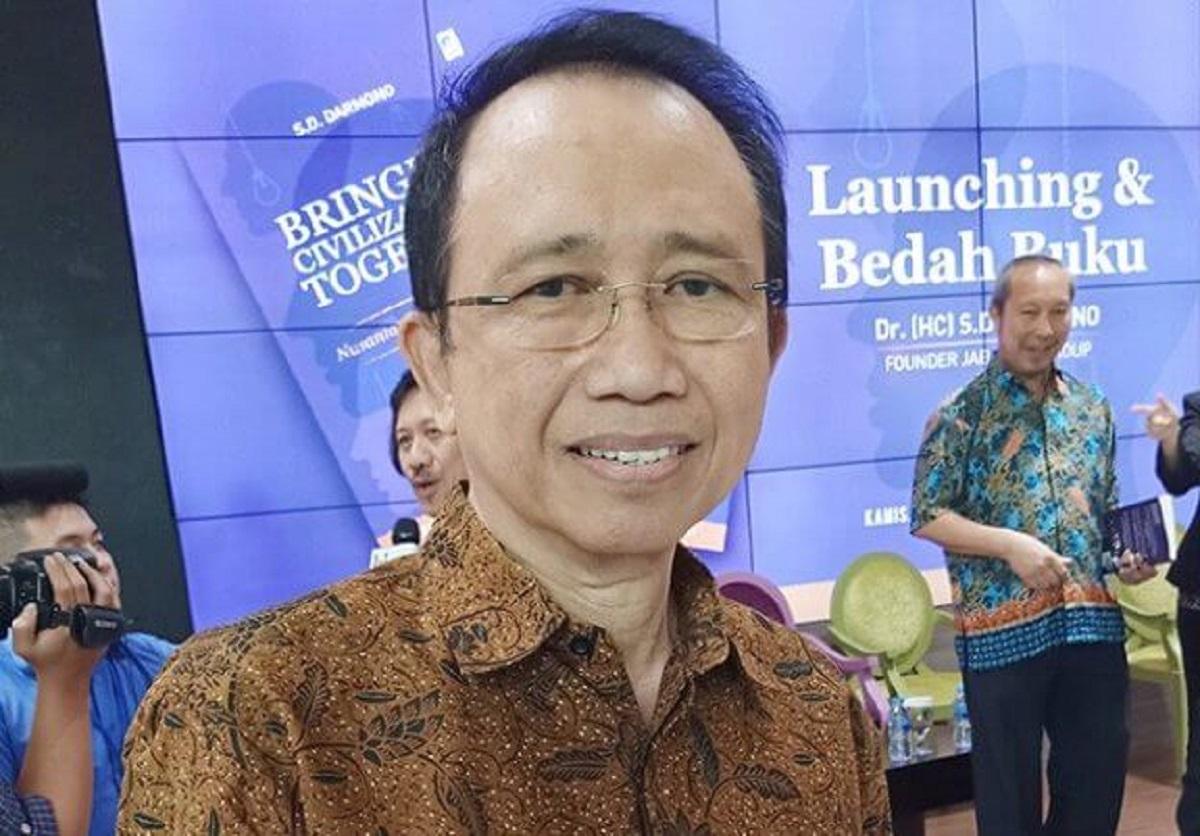 Soal Isu Kudeta Demokrat, Marzuki Alie Ancam Tempuh Langkah Hukum