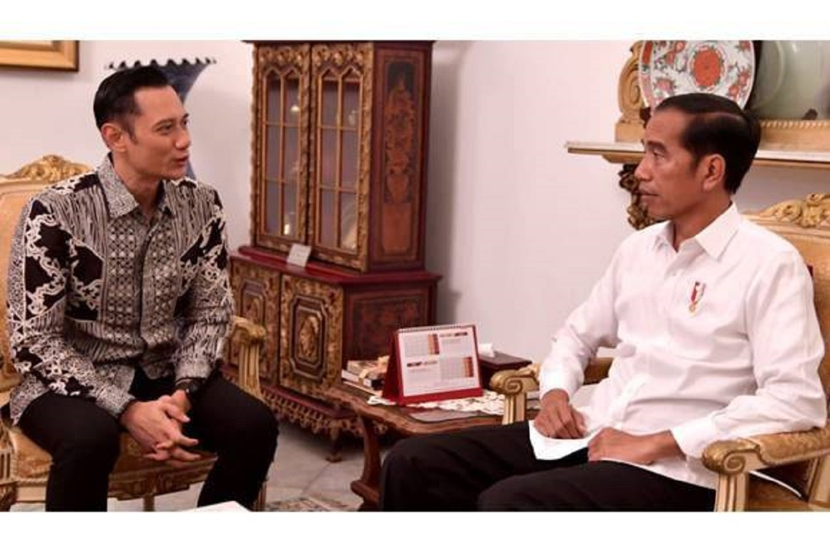 Jokowi Tak Balas Surat AHY, Politikus PDIP: Gagallah Upaya Demokrat Framing Opini