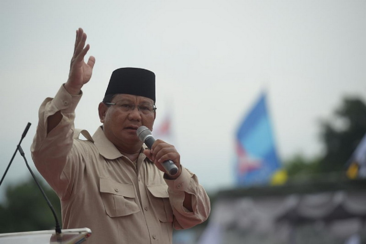 Survei IndexPolitica: Prabowo Dibuntuti Anies, AHY Lampaui Moeldoko