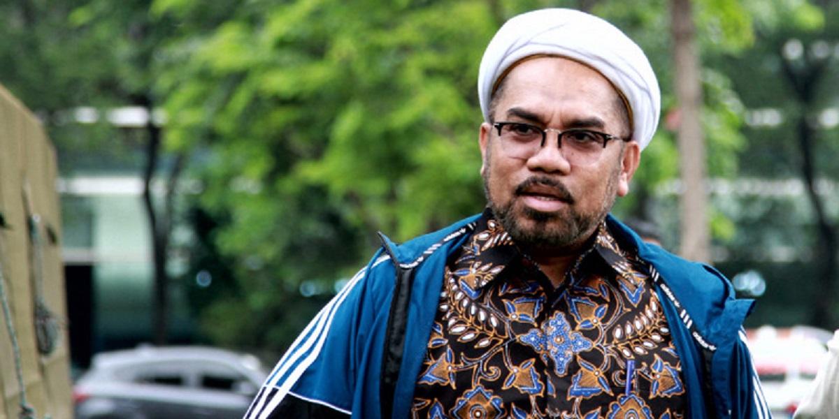 Doakan Ali Ngabalin Sembuh Dari Corona, Tengku Zulkarnain: Kembalilah Seperti Dahulu Saat Awal-awal Kita Jumpa