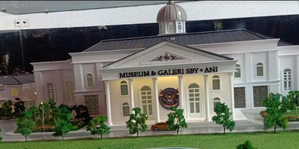 Andi Arief: Dana Hibah Pembangunan Museum SBY-Ani Murni Niat Baik Pemprov Jatim