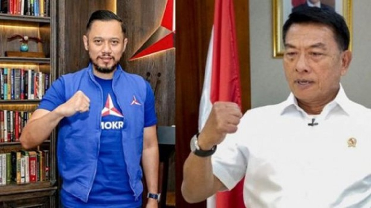 Publik Ingin Pasangan Militer-Sipil, Survei Capres PPI Sebut Nama AHY hingga Moeldoko