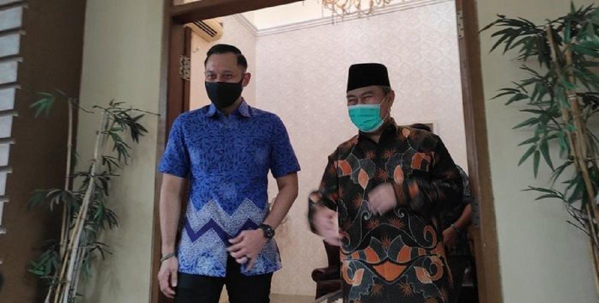 Dikudeta Moeldoko, AHY Mengadu Ke Wantimpres Era SBY, Jimly: Solusinya Bagi Saya Sudah Kelihatan