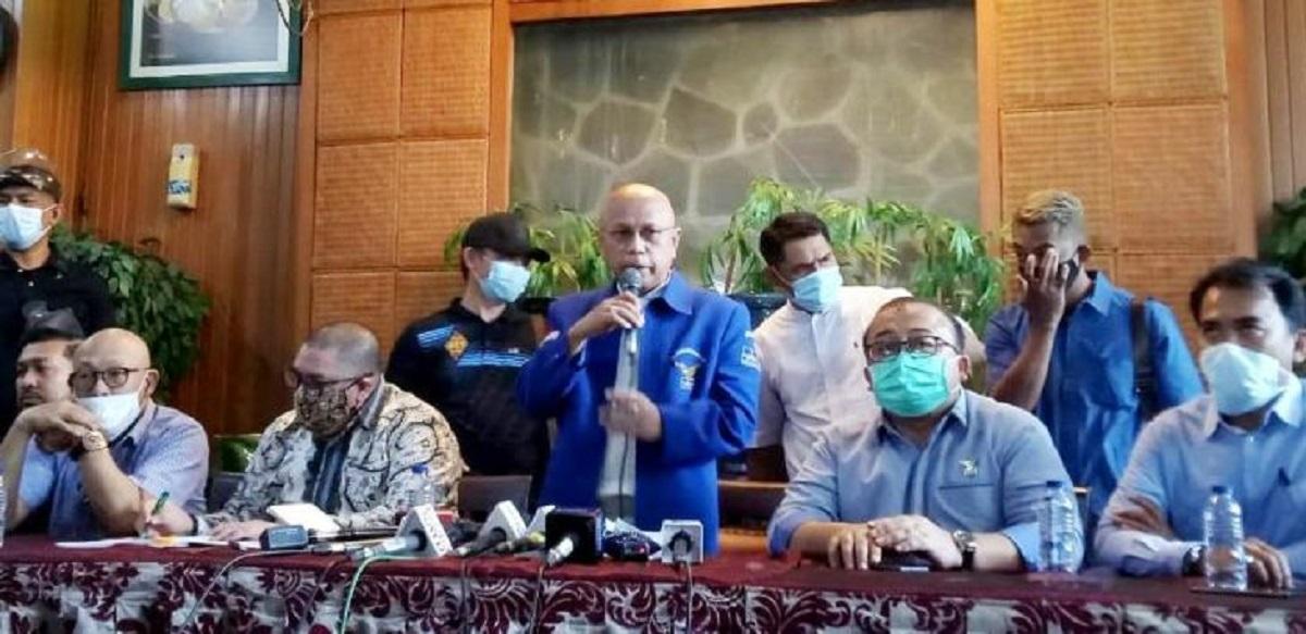 Anak Buah AHY Bantah Darmizal soal SBY: Dia harus Menyimpan Tangisannya untuk Pertanggungjawaban Nanti