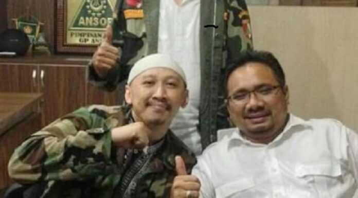 Yaqut Minta Abu Janda Lawan Covid Bak Hadapi Gerakan Radikal, Christ Wamea: Menag Kok Ngomong Gitu?