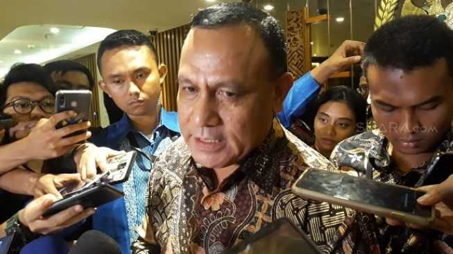 Beri Catatan soal Vaksinasi Berbayar, Ketua KPK Firli: Saya Tak Ingin Ada Korupsi!