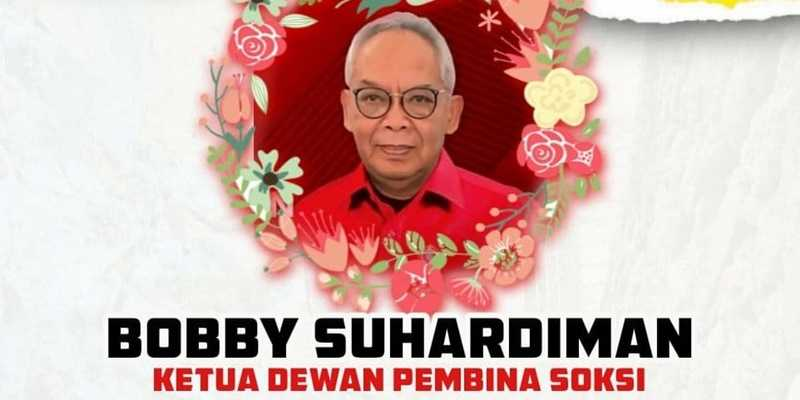 Kabar Duka, Ketua Dewan Pembina SOKSI, Bobby Suhardiman Meninggal Dunia Di Bali