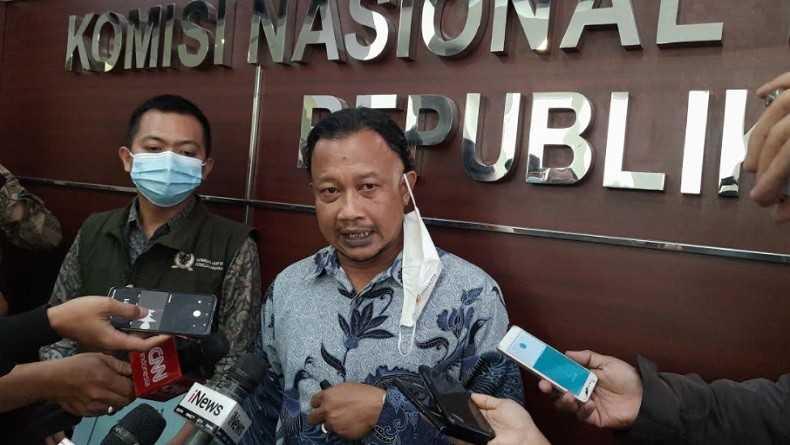 Usut TWK KPK, Komnas HAM Gali Keterangan Ahli Hukum Administrasi Negara