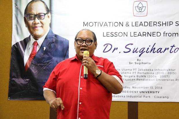 Inalillahi, Mantan Menteri BUMN Sugiharto Meninggal Dunia
