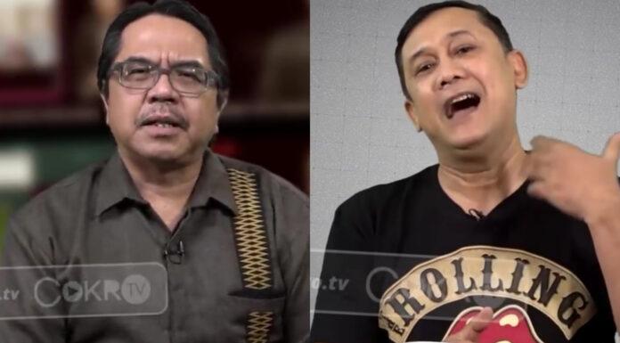 Panca ke Denny dan Ade Armando: Loe Berutang ke Nyawa Puluhan Ribu Orang yang Meninggal karena Corona!