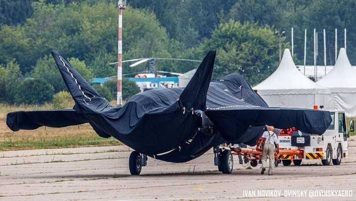 Jreng! Diam-Diam Rusia Punya Jet Siluman Baru, Saingan F35 AS