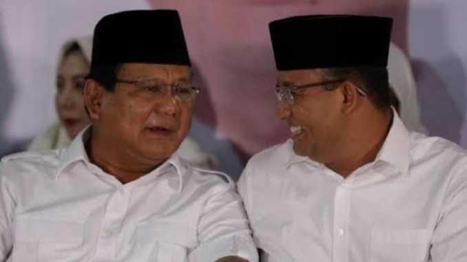 Waduh! Prabowo Gandeng Anies Baswedan Lengserkan Jokowi-Ma'ruf? Begini Faktanya
