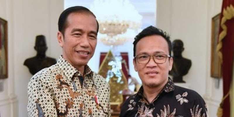 """Soal Dalang """"Jokowi End Game"""", Joman: Yang Dikhawatirkan Bukan Oposisi, Tapi Lingkaran Jokowi Yang Bermental Brutus"""