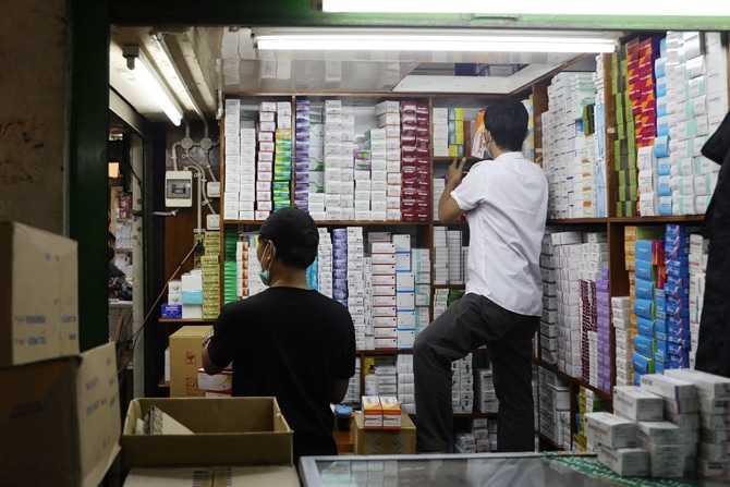 Masyarakat Diminta Lapor KPK Jika Ada Data Penyelewengan Obat Covid-19