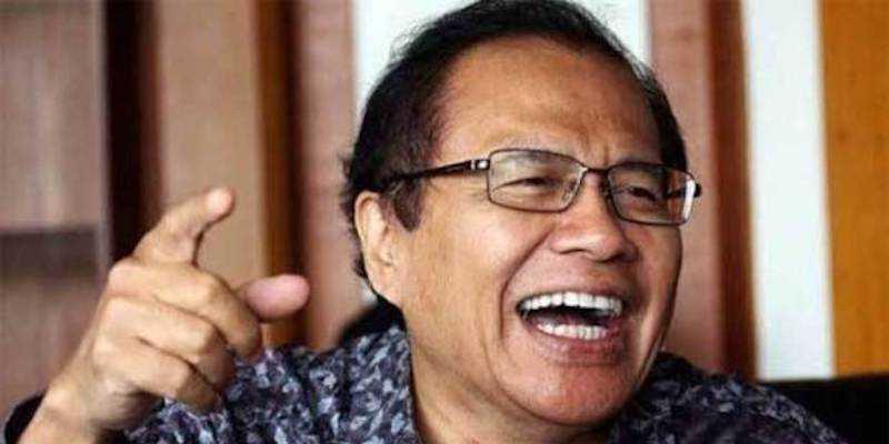 DR. Rizal Ramli