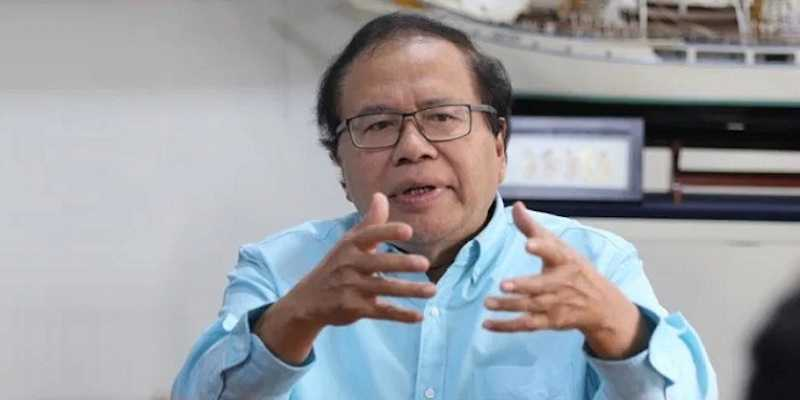 Rizal Ramli: Bagai Pedang Bermata Dua, Proyek Belt And Road Initiatives China Harus Dievaluasi