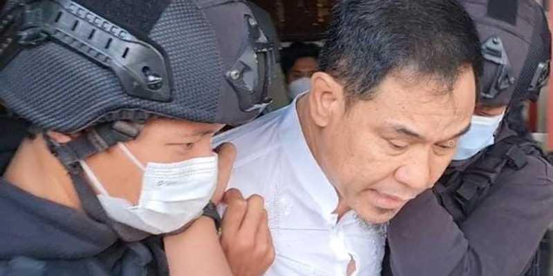 Ditangkap Akhir April, Begini Kondisi Munarman Di Rutan Polda Metro Jaya