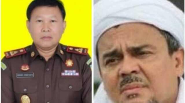 Pernah Sebut Gelar Imam Besar Isapan Jempol, Koordinator Jaksa Habib Rizieq Meninggal