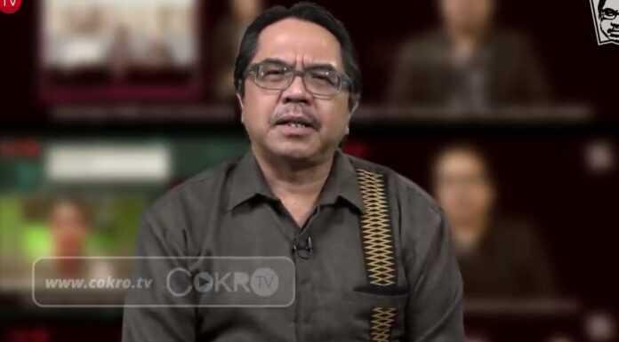 Ade Armando Bandingkan Kasus Covid Indonesia dan Inggris, Netizen: Sudah Lantang, Pandir Pula!