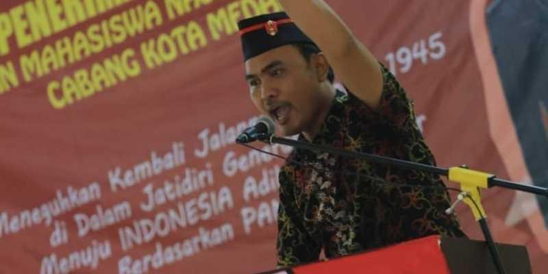 Ketua GMNI Merasa Pengumuman Jokowi Telah Membohongi Rakyat