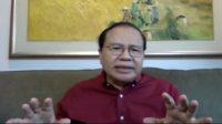 Rizal Ramli: Tidak Ada Tanda-tanda Berkurang, Karena Lord of Mop Sibuk Ngancem