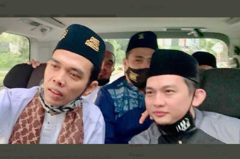 Ustadz Hilmi Heran, Pejabat Langgar PPKM Didenda Rp48 Ribu Sementara Tukang Bubur Rp500 ribu