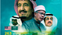 Oh Ternyata ini Alasan Pemerintah Arab Saudi Izinkan Warga Malaysia Ikut Musim Haji 1442 Hijriah