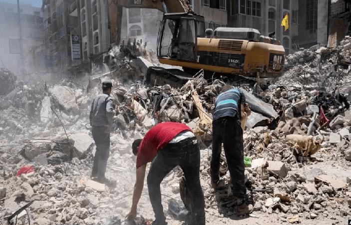 Human Rights Watch: Israel Lakukan Kejahatan Perang di Gaza