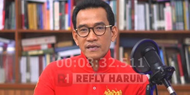 Refly Harun: Rangkap Jabatan Terjadi Sejak Lama Karena Jokowi Insecure