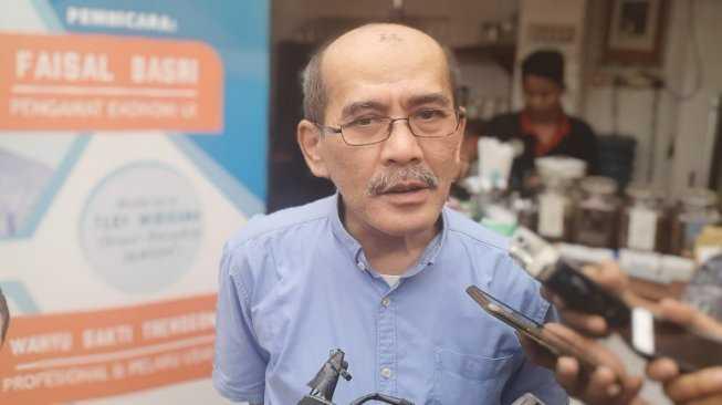 Kasus Rektor UI, Faisal Basri: Rakyat Makin tak Percaya ke Presiden