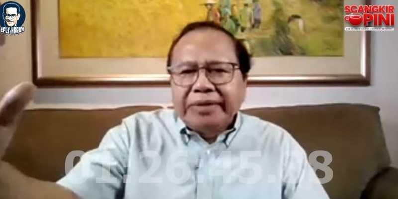 Rizal Ramli: Ada Peran Kelompok Garis Tengah Dalam Lengsernya Gus Dur