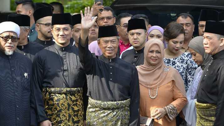Malaysia Panas, Warga Konvoi Tuntut Muhyiddin Yassin Mundur