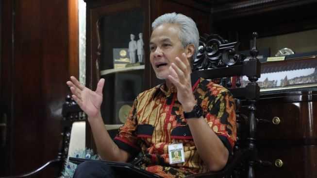 Serapan Dana Penanganan Covid-19 di Jateng Rendah, Ini Penjelasan Gubernur Ganjar