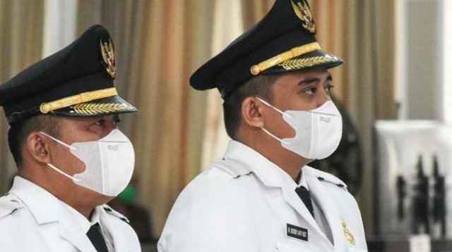 Anak Dubes Hasrul Azwar Dicopot dari Jabatan Camat Medan Maimun, Bobby Nasution Hanya Bilang Begini