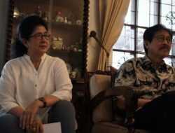 Pasangan Moeloek Terkonfirmasi Covid-19, Kasatgas IDI Kirim Doa