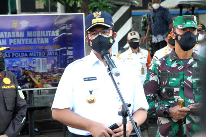 Elektabilitas Naik, Responden Inginkan Pasangan Airlangga-Anies