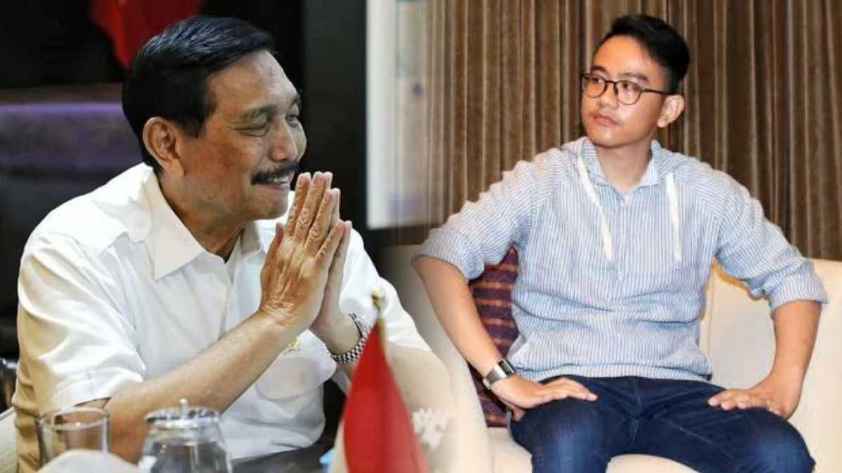 Bantah Menko Marves, Sandiwara Gibran Biar Publik tak Anggap Jokowi Dikendalikan Luhut