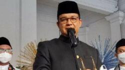 Angka Kasus Aktif Covid Turun, Anies Klaim PPKM di Jakarta Berjalan Efektif