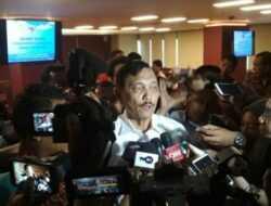 Evaluasi PPKM Jawa-Bali, Luhut Klaim Kasus Covid-19 dan BOR Menurun
