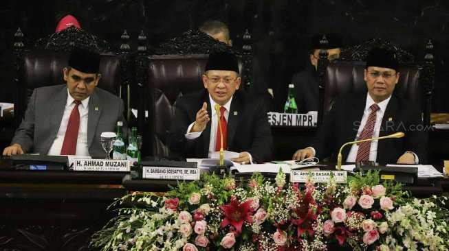 Ketua MPR Hapus Postingan Soal Akidi Tio, Warganet: Pak Bamsoet Juga Kena Prank?