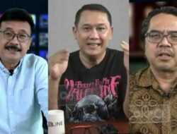 Sebut Denny Siregar dkk Harusnya Dicokok Polisi, Politisi Demokrat: Cokro TV juga Harus Dilarang Siaran